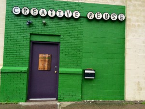 The Pittsburgh Center for Creative Reuse, located at 214 N Lexington Ave.