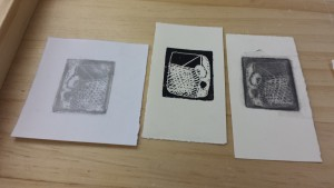 Three designs