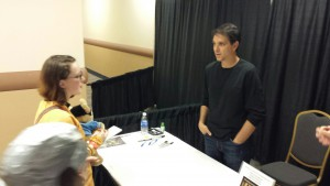 The Karate Kid himself, Ralph Macchio