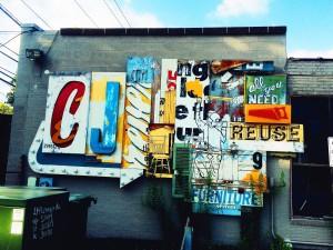 """Creative Reuse"""
