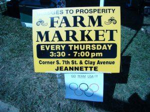 Jeannette Farm Market